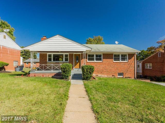 910 Linwood Street, Hyattsville, MD 20783 (#PG10073779) :: Pearson Smith Realty