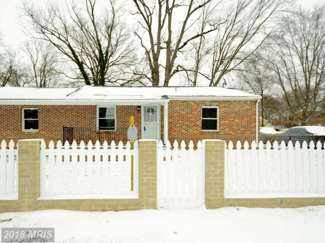 2406 Lewis Avenue, Suitland, MD 20746 (#PG10121469) :: Pearson Smith Realty