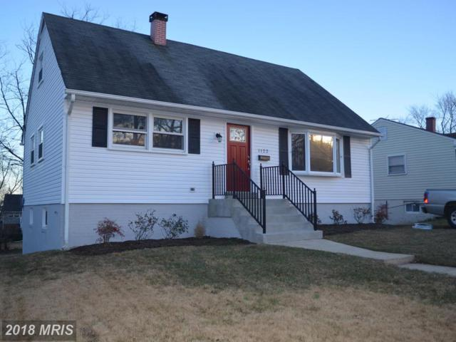 1122 12TH Street, Laurel, MD 20707 (#PG10141559) :: The Gus Anthony Team