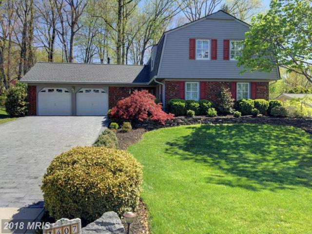 1407 Pinelake Lane, Bowie, MD 20716 (#PG10219429) :: Advance Realty Bel Air, Inc