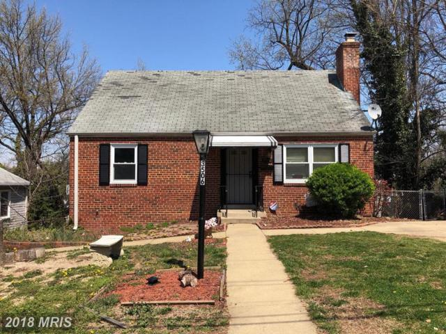 3506 27TH Avenue, Temple Hills, MD 20748 (#PG10220066) :: Eric Stewart Group