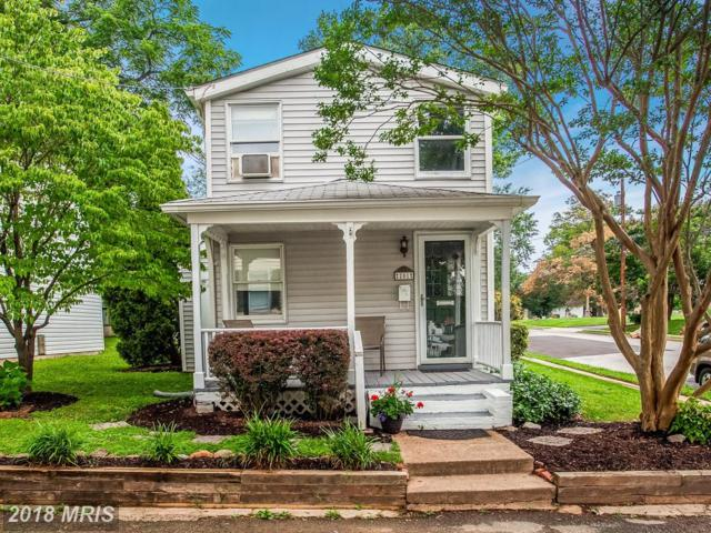 201 Wilson Street, Laurel, MD 20707 (#PG10277684) :: The Withrow Group at Long & Foster