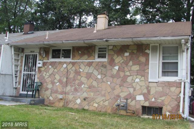 7632 Oxman Road, Landover, MD 20785 (#PG10300446) :: The Maryland Group of Long & Foster