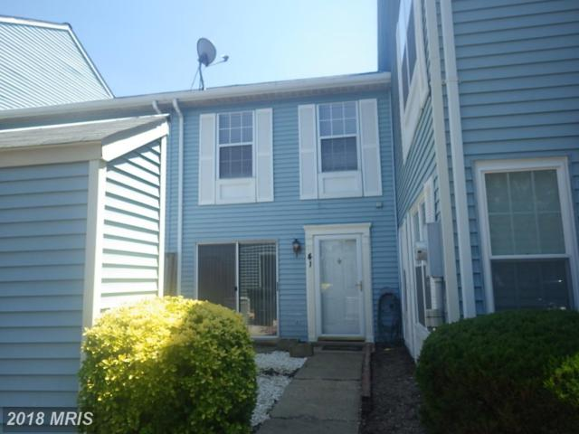 41 Barberry Court 37-3, Upper Marlboro, MD 20774 (#PG10307202) :: SURE Sales Group