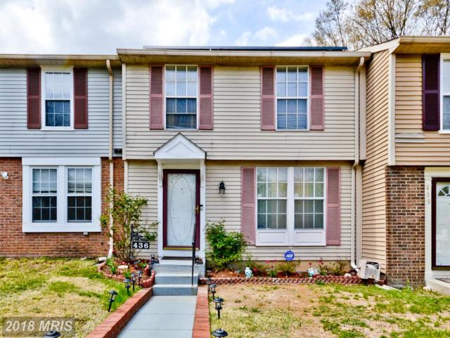436 Shady Glen Drive, Capitol Heights, MD 20743 (#PG10314248) :: Bob Lucido Team of Keller Williams Integrity