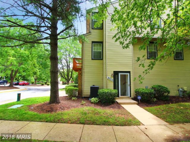 4710 Ridgeline Terrace #273, Bowie, MD 20720 (#PG10315617) :: SURE Sales Group