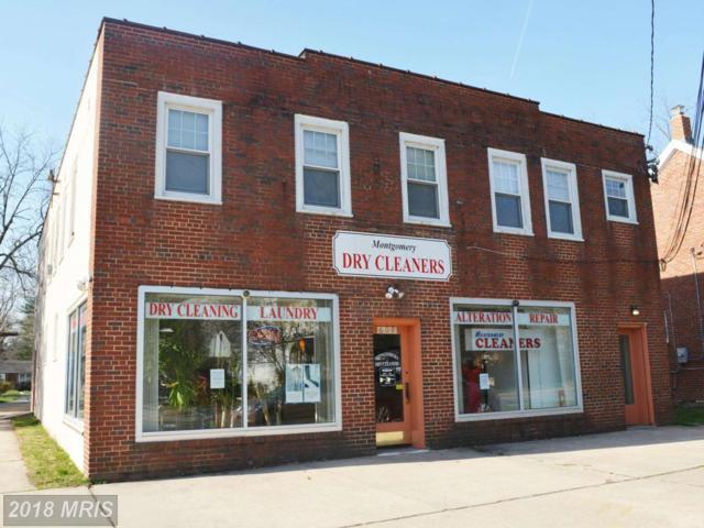 602 Montgomery Street, Laurel, MD 20707 (#PG9616613) :: LoCoMusings