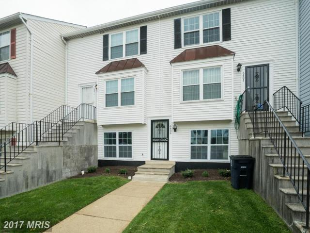 6809 Milltown Court, District Heights, MD 20747 (#PG9918399) :: LoCoMusings