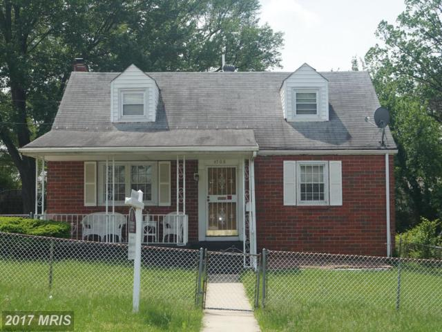 4708 68TH Avenue, Hyattsville, MD 20784 (#PG9944691) :: Pearson Smith Realty