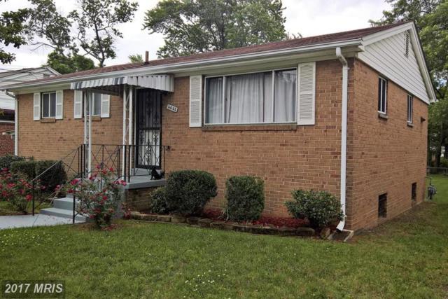 4643 Lamar Avenue, Suitland, MD 20746 (#PG9959198) :: LoCoMusings