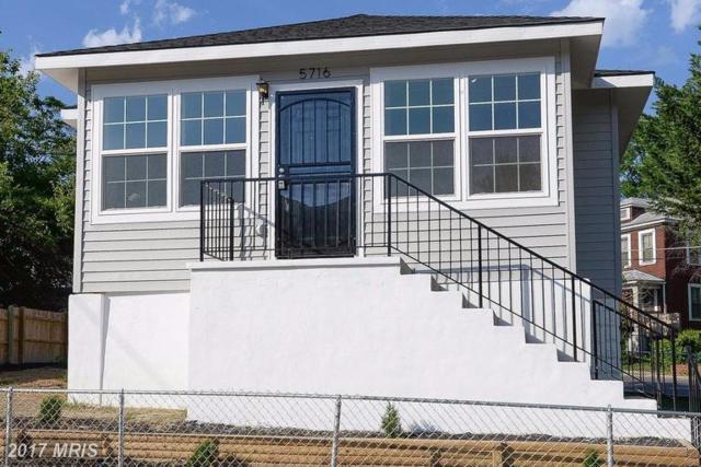 5716 Jost Street, Fairmount Heights, MD 20743 (#PG9962575) :: LoCoMusings