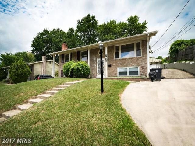 6708 Calmos Street, Capitol Heights, MD 20743 (#PG9984427) :: LoCoMusings
