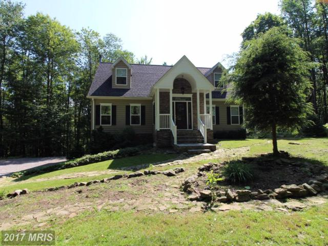 348 N Branch Hollow, Bruceton Mills, WV 26525 (#PR10011036) :: Pearson Smith Realty