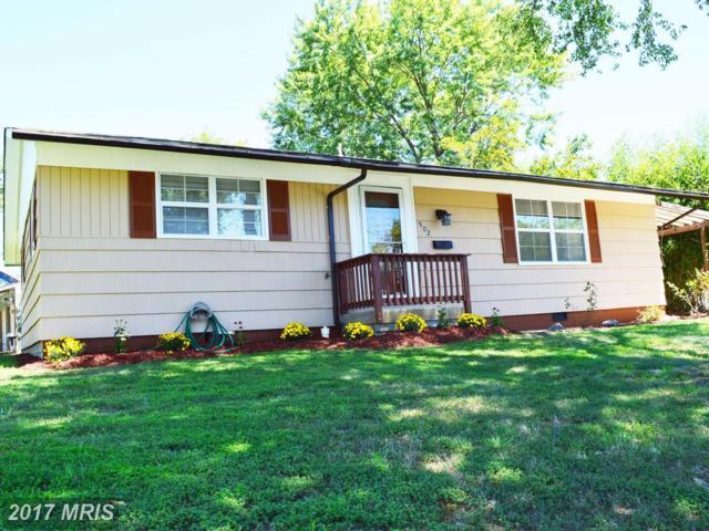 902 Wingfield Road, Woodbridge, VA 22191 (#PW10024868) :: Pearson Smith Realty