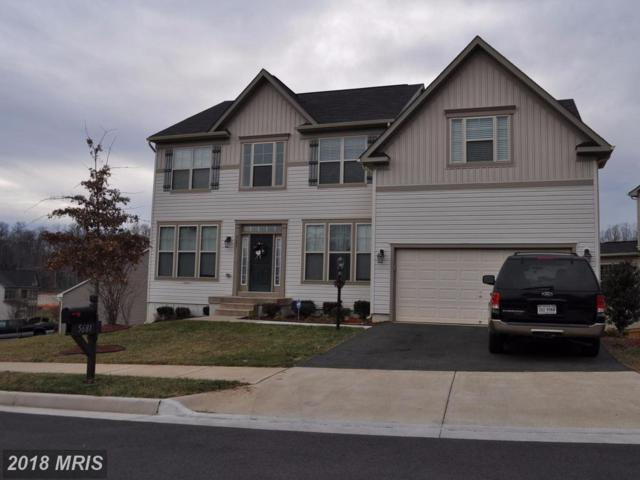 5681 Liberty Manor Circle, Woodbridge, VA 22193 (#PW10122038) :: The Gus Anthony Team