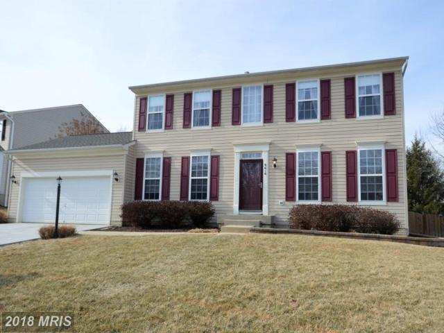 9616 Looking Glass Court, Bristow, VA 20136 (#PW10133497) :: Pearson Smith Realty