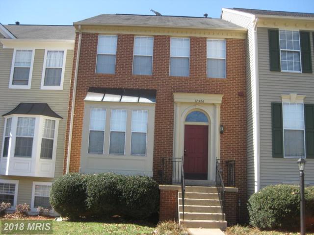 17326 Pacific Rim Terrace, Dumfries, VA 22025 (#PW10165996) :: CR of Maryland