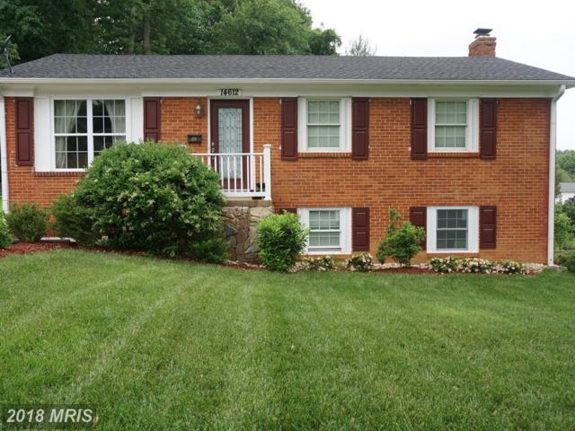 14612 Anderson Street, Woodbridge, VA 22193 (#PW10258315) :: The Bob & Ronna Group