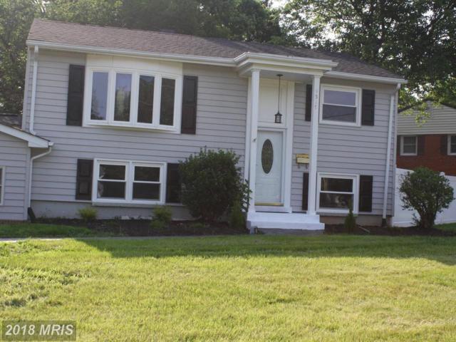 9517 Spotsylvania Street, Manassas, VA 20110 (#PW10262875) :: The Bob & Ronna Group