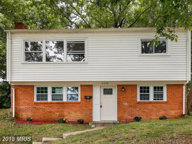 3208 Berkley Lane, Woodbridge, VA 22193 (#PW10276686) :: RE/MAX Executives
