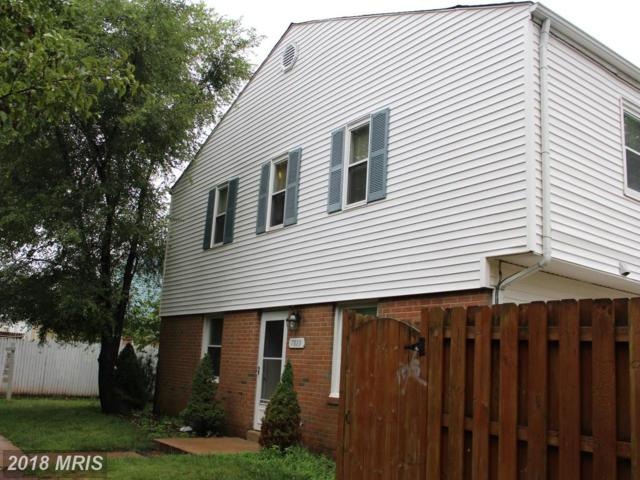 7889 Meadow Court, Manassas, VA 20109 (#PW10311821) :: The Maryland Group of Long & Foster