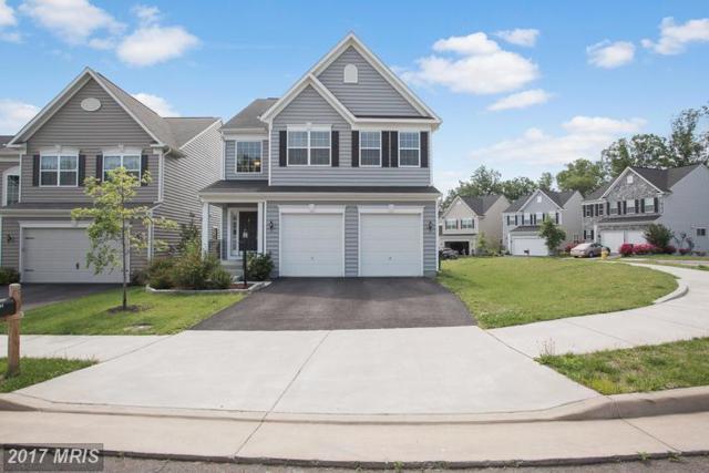 3601 Eagle Ridge Drive, Woodbridge, VA 22191 (#PW9951183) :: LoCoMusings