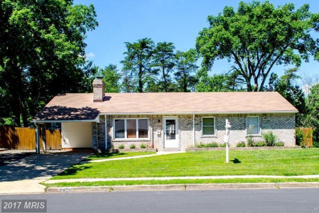 7406 Castle Road, Manassas, VA 20109 (#PW9963494) :: LoCoMusings