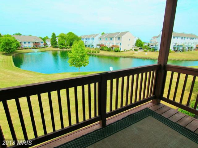 511 Teal Court F, Chester, MD 21619 (#QA10296216) :: Maryland Residential Team