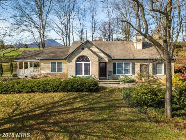 13895 Crest Hill Road, Flint Hill, VA 22627 (#RP10104370) :: Pearson Smith Realty