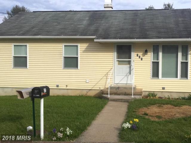 721 Spring Parkway, Woodstock, VA 22664 (#SH10202312) :: Keller Williams Pat Hiban Real Estate Group