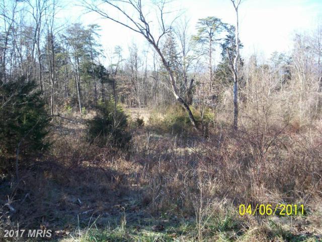 0 Cedar Lane, Woodstock, VA 22664 (#SH9859295) :: Pearson Smith Realty