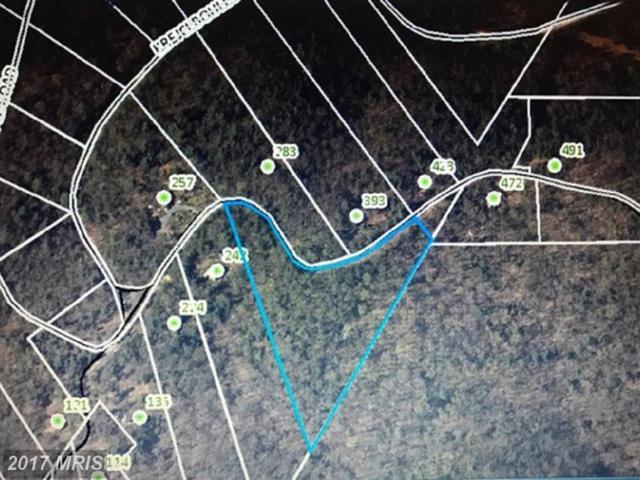 0 North Maple Road, Mount Jackson, VA 22842 (#SH9975675) :: Pearson Smith Realty
