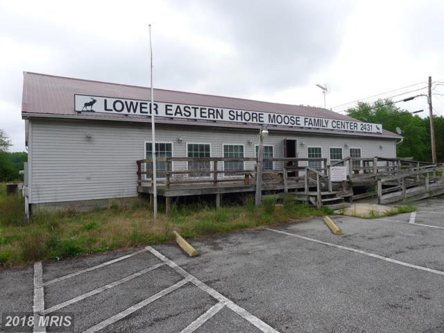 8928 Old Princess Anne Road, Westover, MD 21871 (#SO10280576) :: Colgan Real Estate