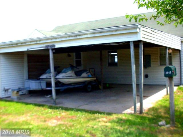 11640 Long Point Road, Deal Island, MD 21821 (#SO9978932) :: RE/MAX Coast and Country