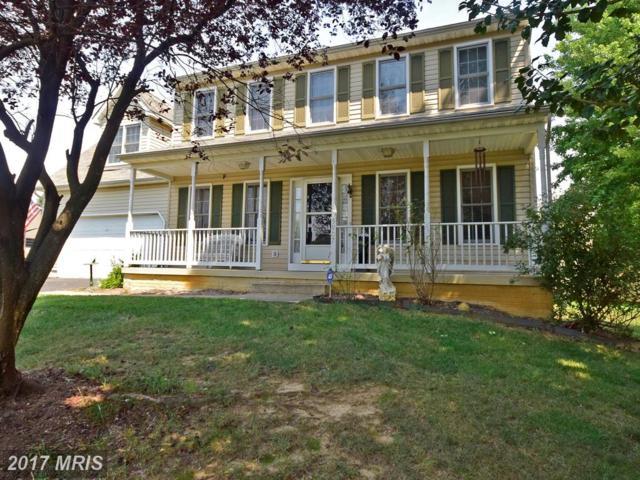5907 Cedar Ridge Lane, Fredericksburg, VA 22407 (#SP10008154) :: Pearson Smith Realty
