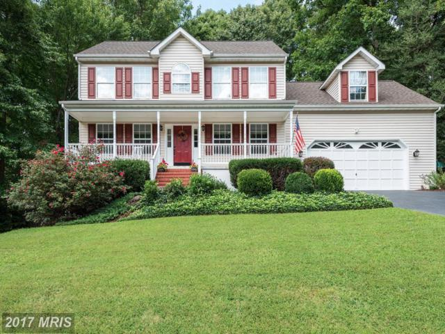 6607 Cardinal Lane, Fredericksburg, VA 22407 (#SP10044625) :: LoCoMusings