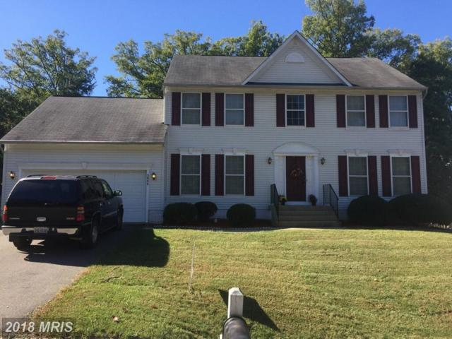 3906 Monticello Street, Fredericksburg, VA 22408 (#SP10085865) :: The Gus Anthony Team