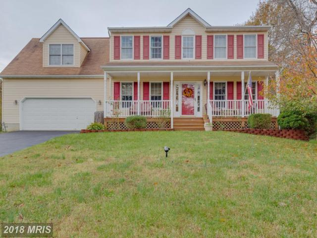 9510 Dabney Court, Fredericksburg, VA 22408 (#SP10099085) :: Pearson Smith Realty