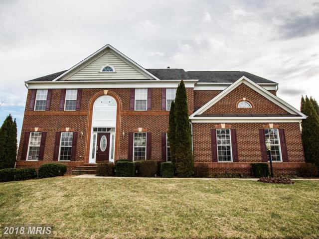 9410 Deep Creek Lane, Fredericksburg, VA 22407 (#SP10148831) :: The Gus Anthony Team