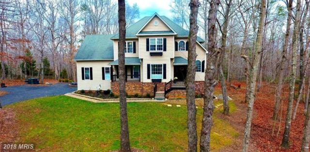 8213 Twelfth Corps Drive, Fredericksburg, VA 22407 (#SP10184278) :: Green Tree Realty