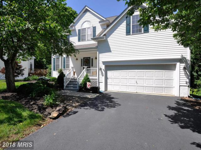 9918 Avalon Way, Fredericksburg, VA 22408 (#SP10242462) :: Green Tree Realty