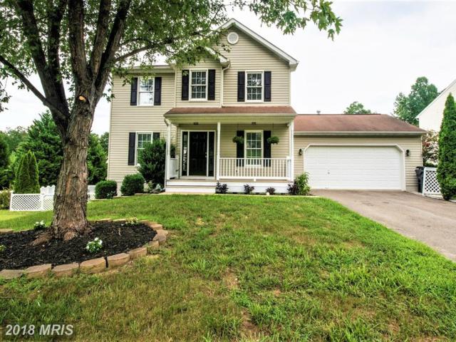9523 Hickory Hill Drive, Fredericksburg, VA 22408 (#SP10317097) :: RE/MAX Cornerstone Realty