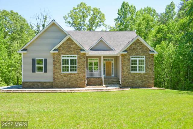 4644 Halls Drive, Spotsylvania, VA 22551 (#SP9893761) :: LoCoMusings