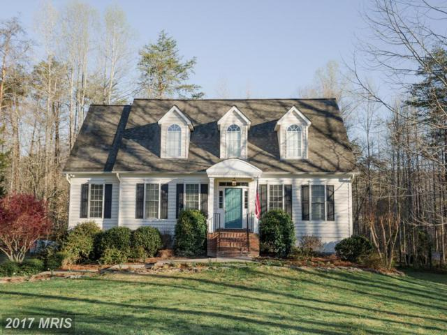 11201 Cinnamon Teal Drive, Spotsylvania, VA 22553 (#SP9911532) :: The Nemerow Team