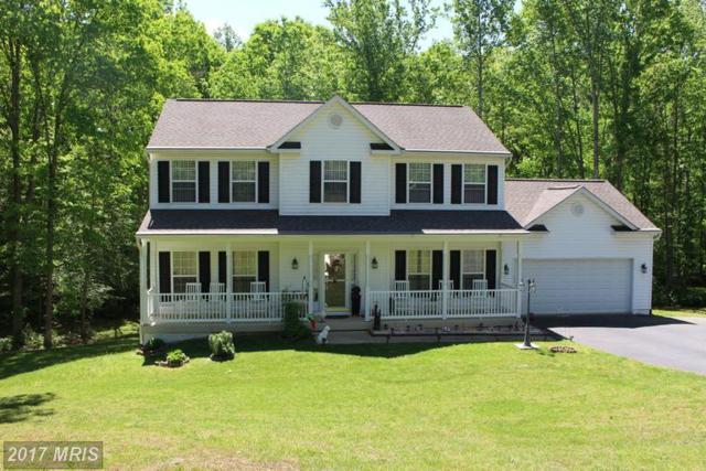 8004 Sourwood Court, Spotsylvania, VA 22551 (#SP9935239) :: LoCoMusings
