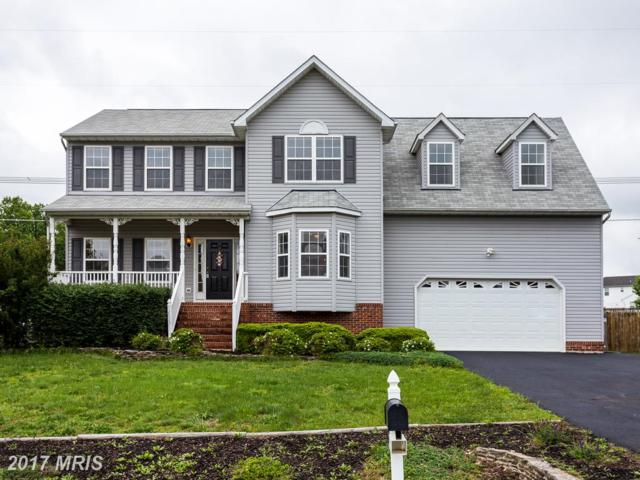 12023 Wales Drive, Fredericksburg, VA 22407 (#SP9957967) :: Pearson Smith Realty