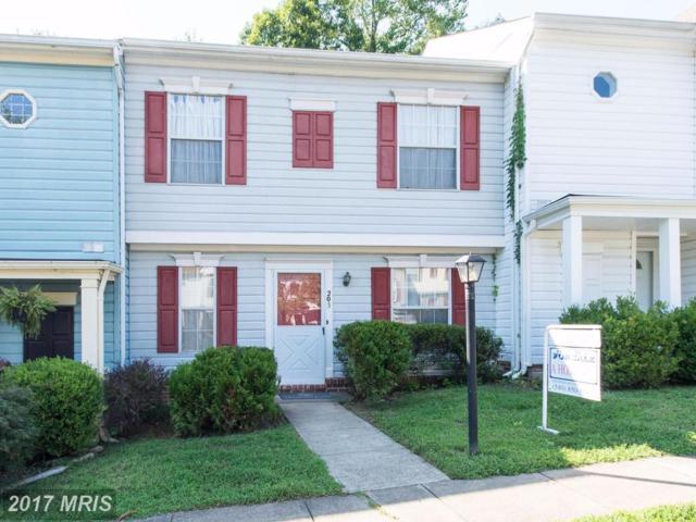 205 Wind Ridge Drive, Stafford, VA 22554 (#ST10018811) :: Pearson Smith Realty