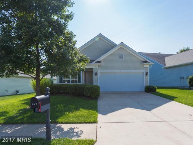 307 Bridgewater Circle, Fredericksburg, VA 22406 (#ST10047081) :: Pearson Smith Realty