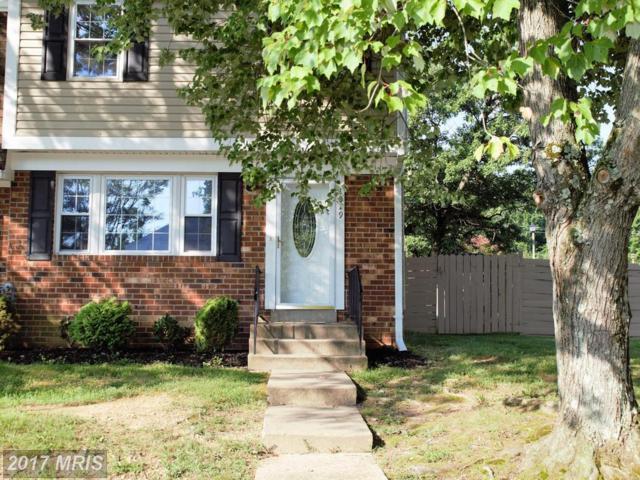 1029 Thomas Jefferson Place, Fredericksburg, VA 22405 (#ST10085603) :: LoCoMusings