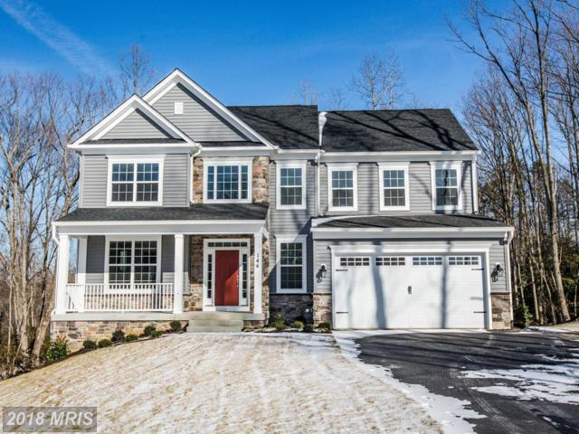 144 Brooke Point Court, Stafford, VA 22554 (#ST10092207) :: The Bob & Ronna Group